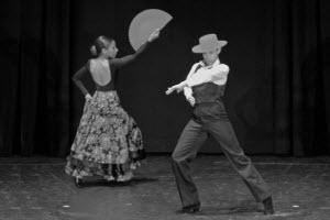 Cursos de Flamenco, Cursos de Danza Española
